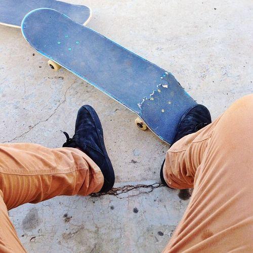 Broken Left Alone Hurt Skateboard Notes From The Underground Street Fashion Pain Frustration Morumbi Sao Paulo - Brazil