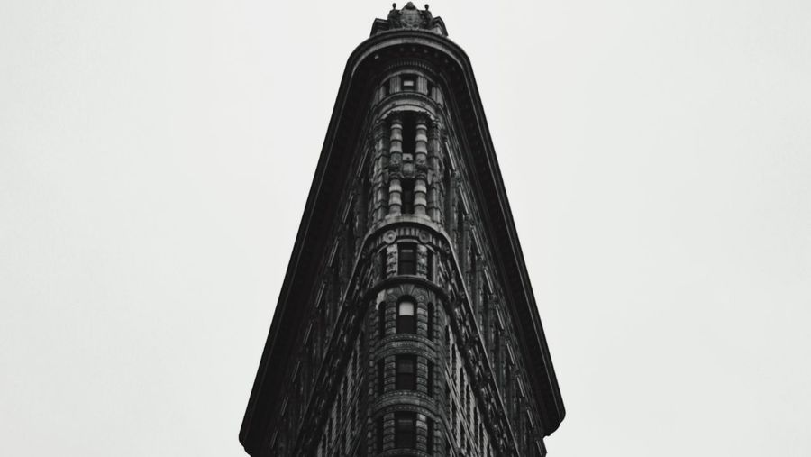 -The Flat Iron Building- Flat Iron Building EyeEm Best Shots Architecture Low Angle View Building Exterior Tower NYC NYC Photography NYC Street Photography NYC Skyline