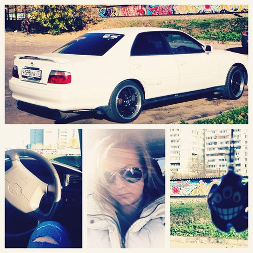 Toyota Chaser That's Me 1jz