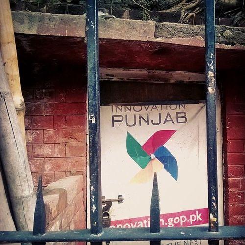 Innovative Punjab LOL Window Trafficpolice