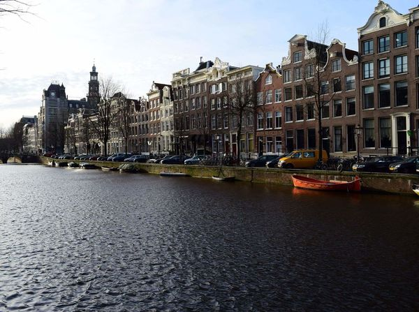 Check This Out Amsterdam Canal Water Waterfront Shimmering Glimmering Tourism Travel Photography Europe