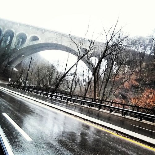 Igers_philly Bridge RainyDays