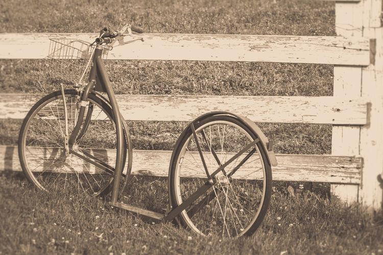 the bike used