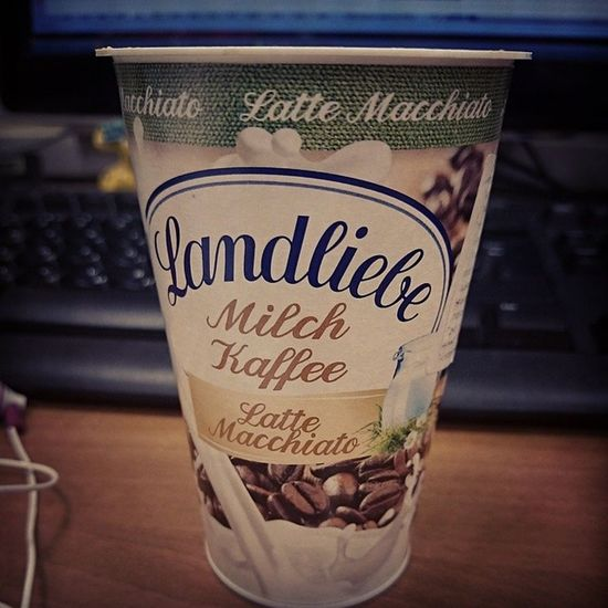Good morning ☕ Coffee Landliebe