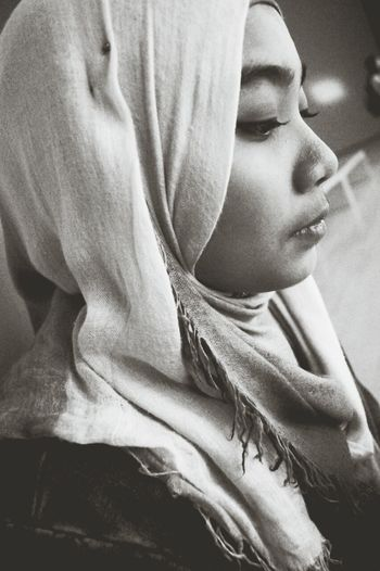 Hijabi Hijab Sideview Capa Filter