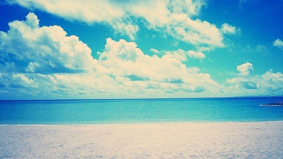 Okinawa Summertime Ocean