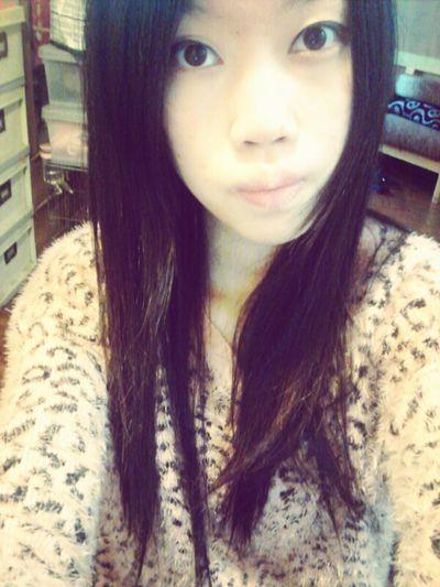 天涼了 雨下了 你走了 Girl Cute Pretty Chok HongKong