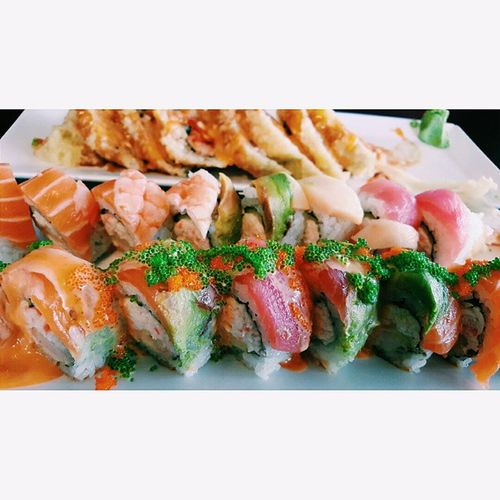 Hit the spot too good. 🍣 Sushi Warriors