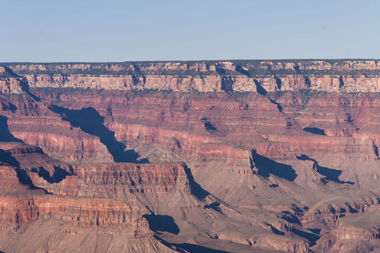 Beautiful view of the Grand Canyon from the south rim EyeEmNewHere Grand Canyon Arid Climate Beauty In Nature Canyon Climate Environment Eroded Formation Geology Landscape Nature No People Non-urban Scene Outdoors Physical Geography Rock Rock - Object Rock Formation Scenics - Nature Sky Solid Tourism Tranquil Scene Tranquility Travel Travel Destinations Wallpaper