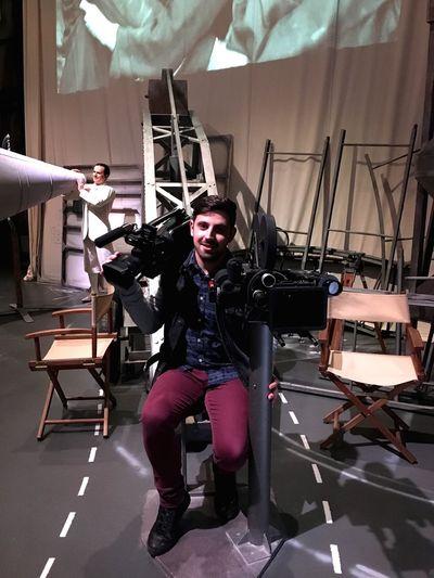 Charlychaplin Chaplin Hollywood Lights Camera Action Producer Film 🎬📽🎞📺