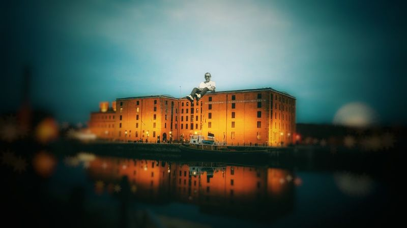 Hanging Out Check This Out Albert Dock Relaxing Liverpool, England Enjoying Life Hello World Golden Moments 43