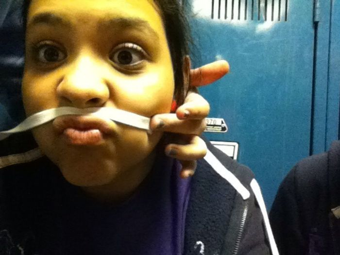 what i found on my iPod <3 (':