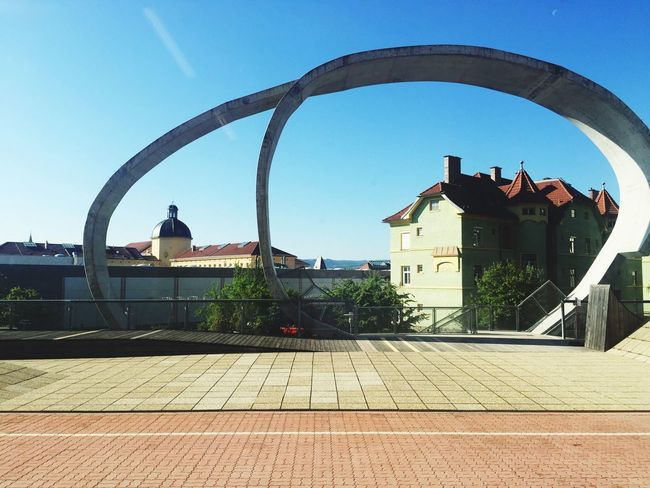 Krems University Stein Prison Austria