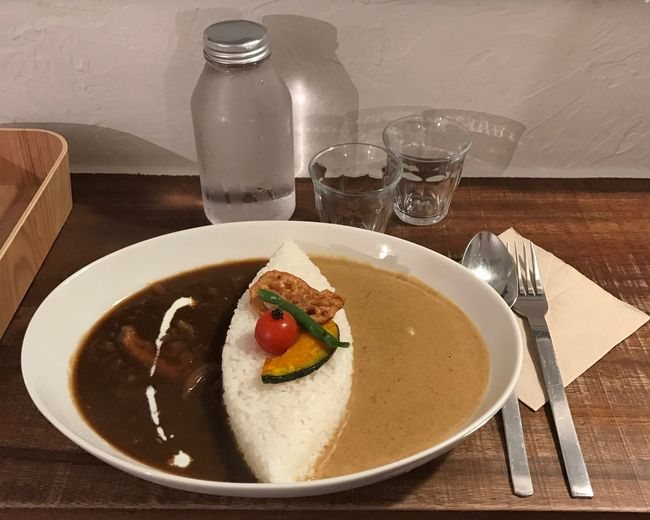 Food Japanese  Curry Chicken Curry Shirimp Curry