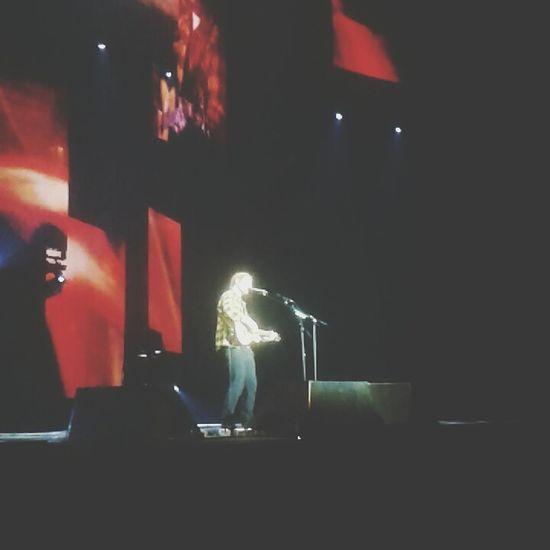 Concert Edsheeran Amnéville