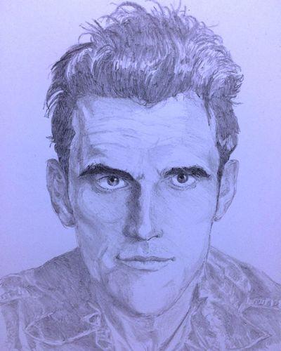 Matt Dillon Art MyDrawing Art, Drawing, Creativity Drawing ArtWork Outsiders  Rumble Fish