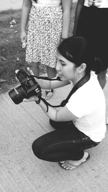 exhausted photographer :0 Trainee Bw BTS