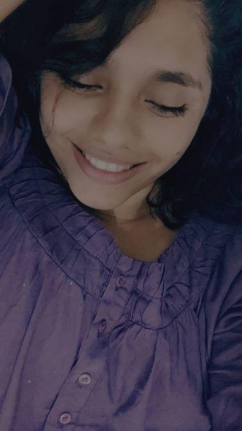 Brazilian Woman Photography My Selfie Beautiful Woman Beauty Smiling Close-up