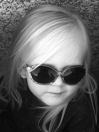 Sunglasses Fashion Headshot Glasses One Person Portrait Real People