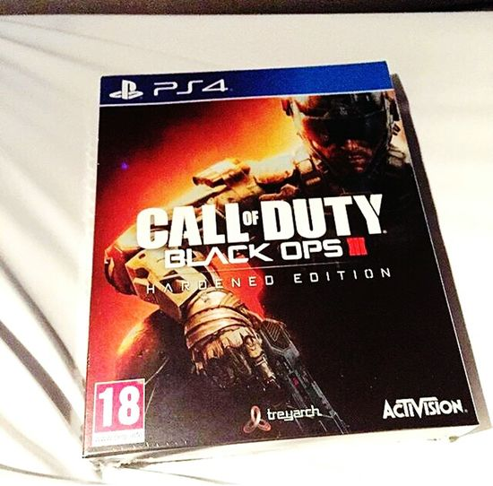 COD Gamer PS4 XboxOne Blackops3