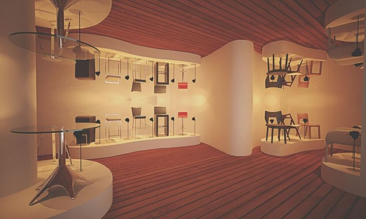 my design for a furniture gallery