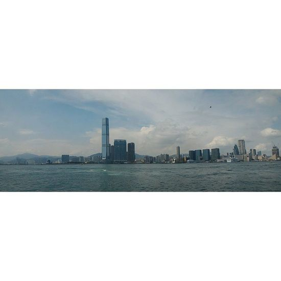 Sunny day HongKong Hkig Hk Landscape pier
