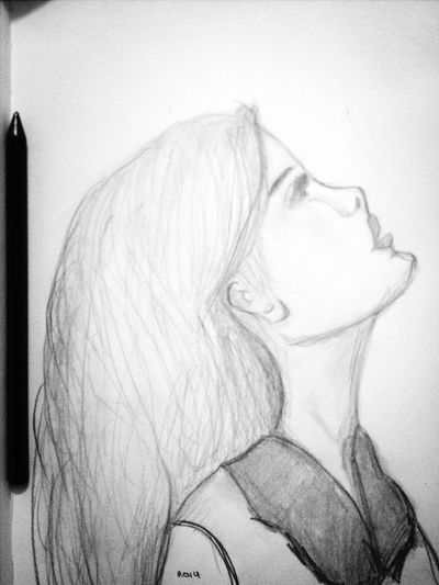 My Art Inspiration Drawing