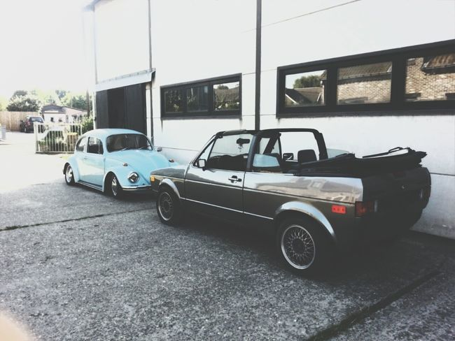 I Love My Volkswagen ♥ just a couple thing's to do and he's finishd