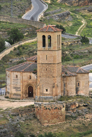 Church Vera Cruz Ancient Architecture Belief Building Building Exterior Built Structure Day History Land Nature No People Octogonal Old Outdoors Place Of Worship Plant Religion Segovia Templar The Past Travel Destinations Tree