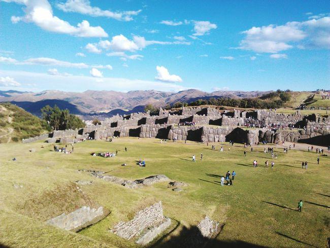 Sacsayhuaman Sacsayhuaman Sacsayhuman Peru Cuzco Cuzco - Peru Arquitectura Historic Historico Ruinas Ruins Beatiful Viaje