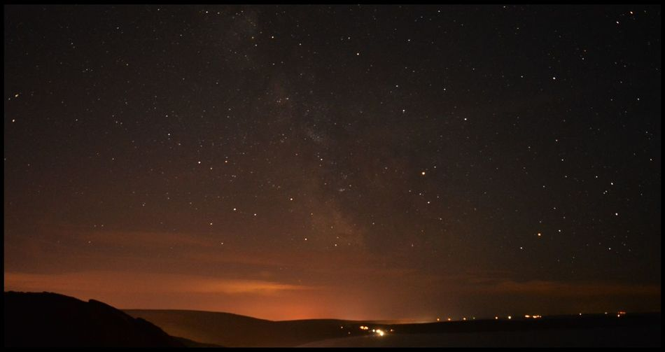 Stars over Woolacombe, Devon Star - Space Night Scenics Beauty In Nature Tranquil Scene Tranquility Nature Astronomy Galaxy No People Starry Idyllic Sky Outdoors Star Field Constellation Mountain Milky Way Space The Week On EyeEm EyeEm Gallery EyeEmBestPics Eye4photography