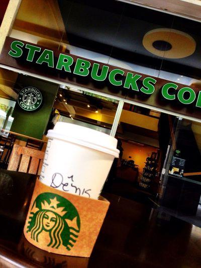 Capuccino Starbucks Coffee Brascan Open Mall Coffee