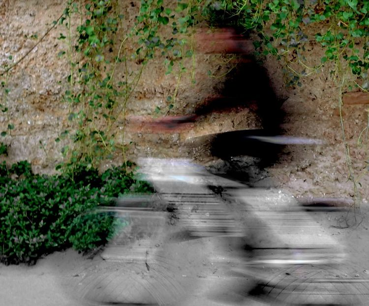 zip. Recreational Activities  Bicycler Bicycle Track Motion One Person Only Bicycles Blured Photo Fast And Furious Fast Moving Art Is Everywhere Break The Mold The Week On EyeEm