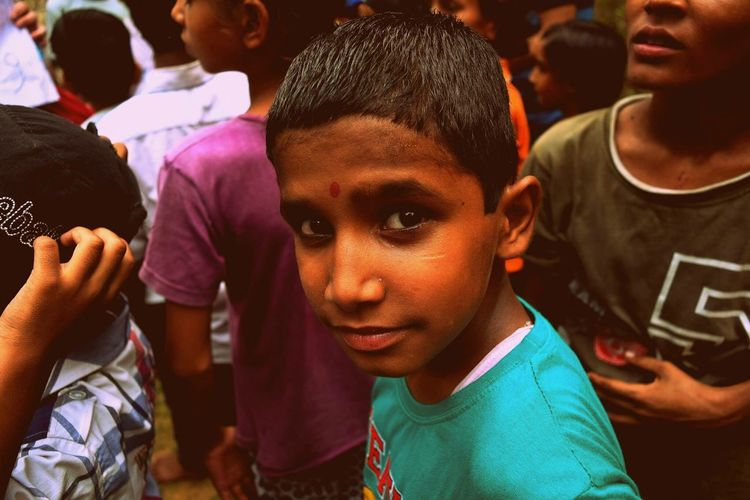 One of the children I taught at the Taabar school. India Jaipur Travel Wanderlust Education Children Taabar