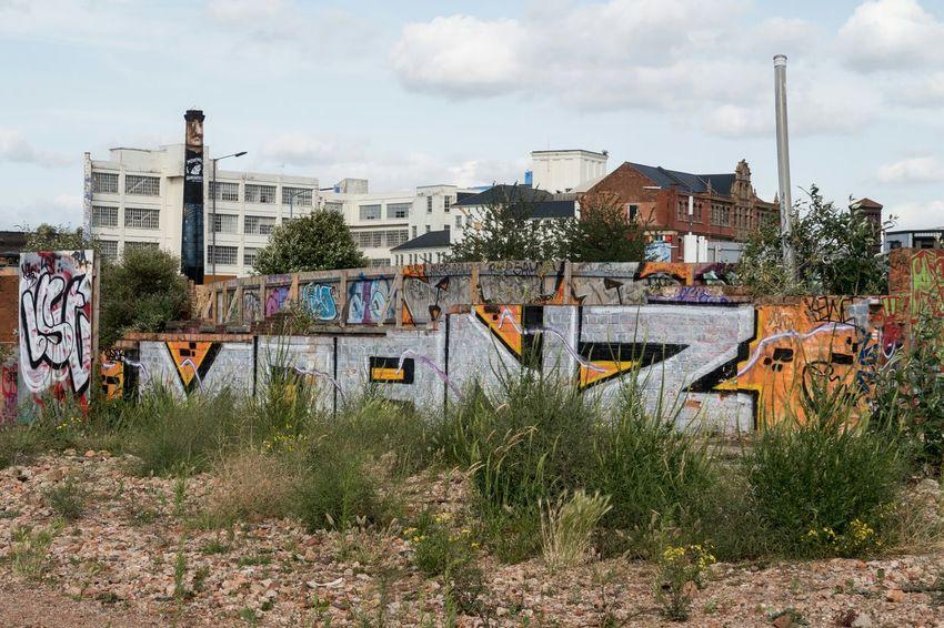 Brum Street Art UrbanART Old Factory Industrial Abandoned & Derelict Derelict Building Graffiti EyeEm_abandonment