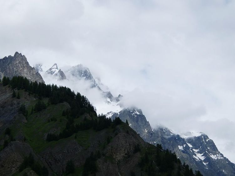 Courmayeur Valle D'aosta Summer Monte Bianco Mont Blanc Mountains The Purist (no Edit, No Filter) Fujifilm XQ2