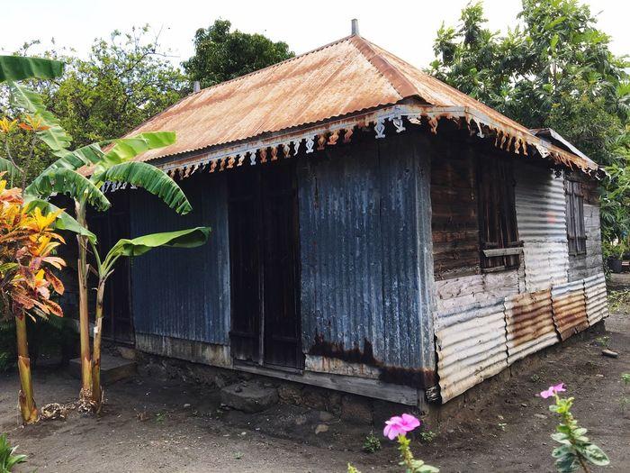 Case Créole Reunion Island