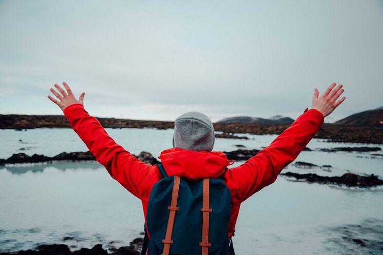 Visiting the blue lagoon in iceland Iceland Herschel Bluelagoon