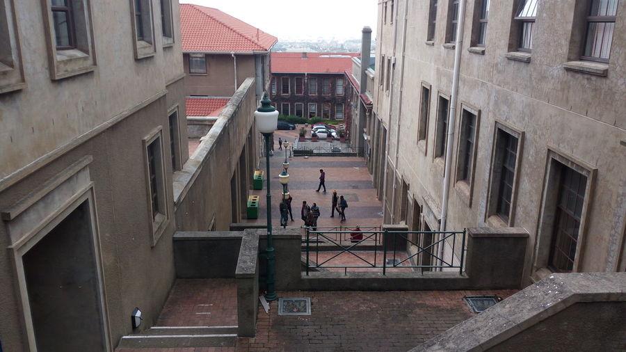 Town Square Cape Town Architecture Buildings Beautiful Design University Of Cape Town