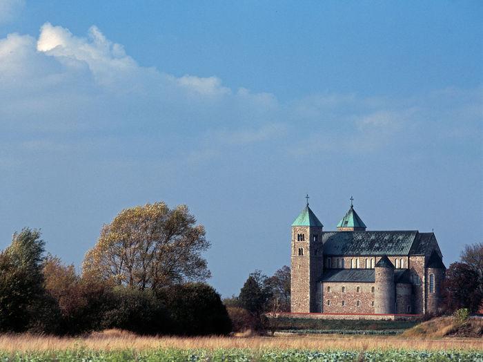Architecture Church Poland Polen Religion Romanesque Tum Tum Pod Leczyca Tum Pod Łęczycą