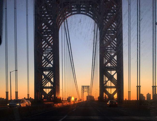 Bridge - Man Made Structure Sunrise Sunrise_Collection