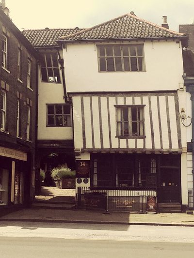 Wonky Angle Wonky House Wonderful Architecture_collection Norwich