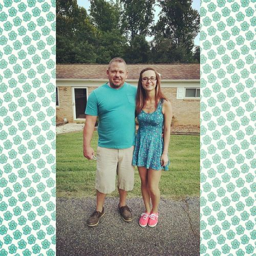 Me and Daddy. WeMatched Shorties Lovehim Daddysgirl
