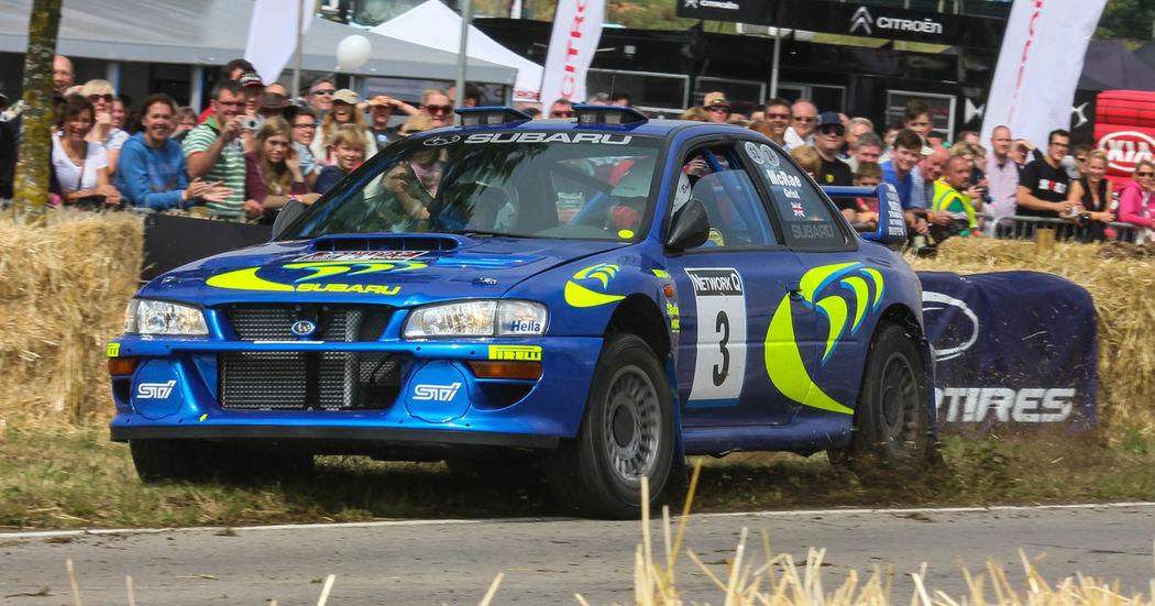 Carfest Classic Car Subaru Impreza Wrx STi
