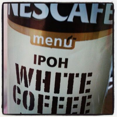 confirm x mngantuk mlm ni -.- Nescafe Ipoh Whitecoffee Instadrinks malaysian instagallery instaphoto instataste instacaptured