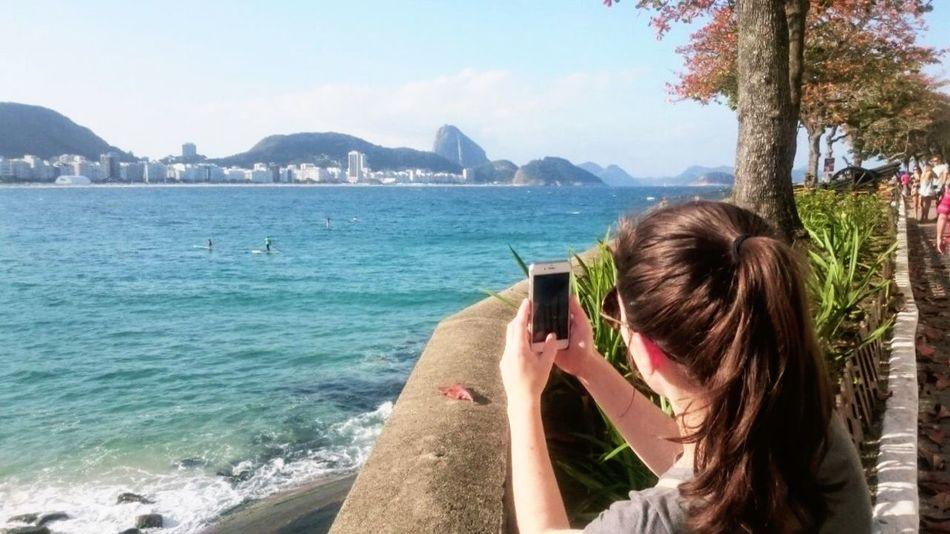 Rio De Janeiro Forte De Copacabana Copacabana