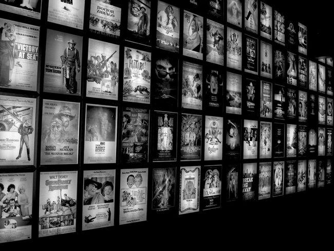 QVHoughPhoto California Arclight Shermanoaks Movietheater Blackandwhite