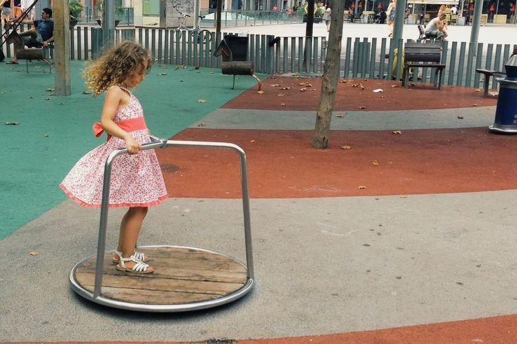 Spinning around Streetphotography