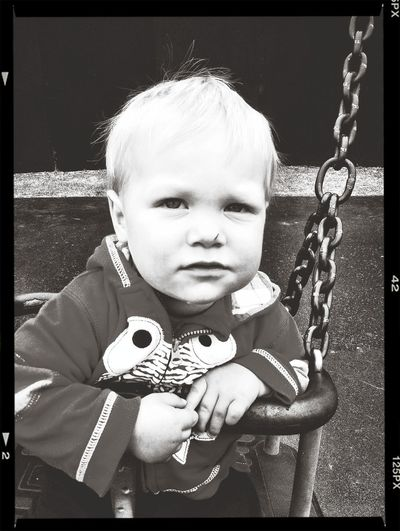 Joseph, less impressed with the swings than usual! AMPt_community Capa Filter