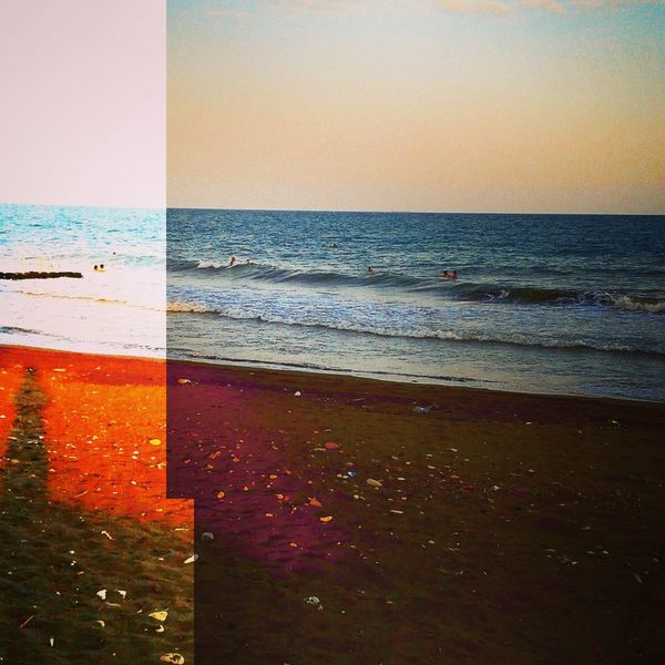 Sea And Sky Beach Live